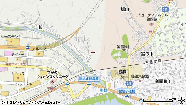 大分県佐伯市鶴望1396周辺の地図
