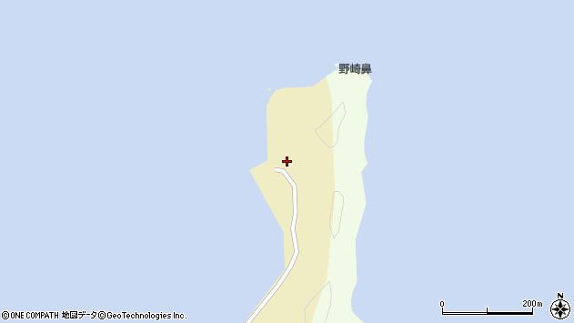 大分県佐伯市鶴見大字沖松浦1443周辺の地図