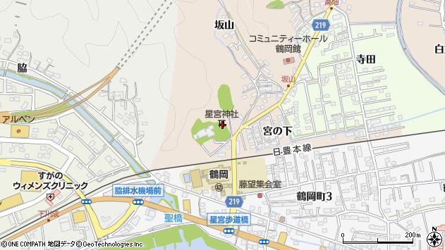 大分県佐伯市鶴望2421周辺の地図