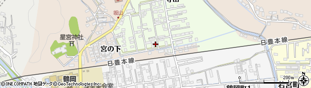 大分県佐伯市鶴望2588周辺の地図