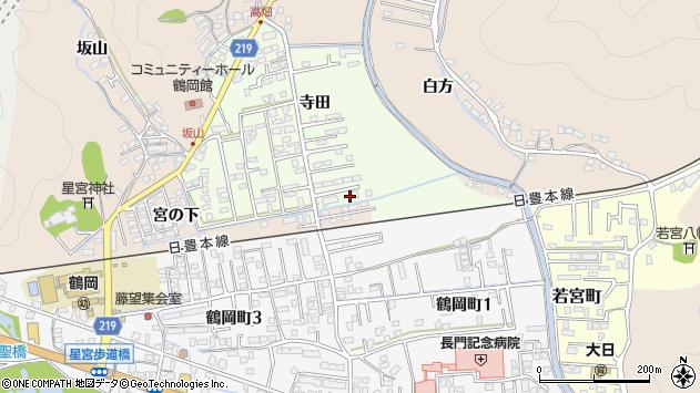 大分県佐伯市鶴望2302周辺の地図