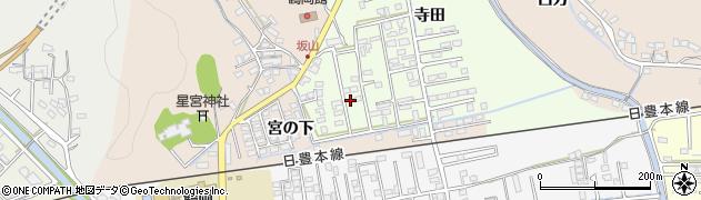 大分県佐伯市鶴望2579周辺の地図