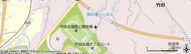 大分県竹田市竹田1472周辺の地図