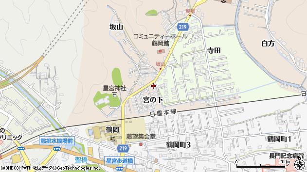 大分県佐伯市鶴望2549周辺の地図