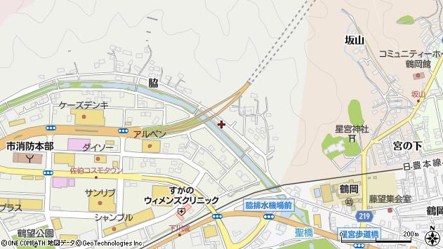 大分県佐伯市鶴望982周辺の地図