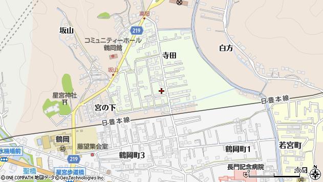 大分県佐伯市鶴望2595周辺の地図