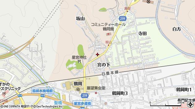 大分県佐伯市鶴望2周辺の地図