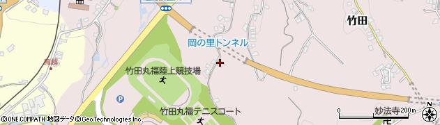 大分県竹田市竹田1452周辺の地図