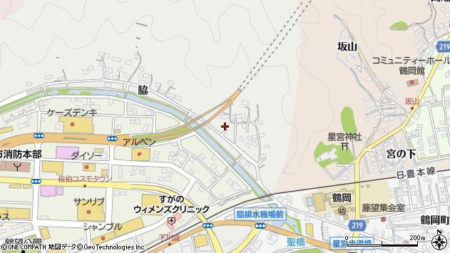 大分県佐伯市鶴望985周辺の地図