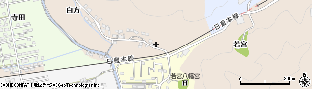 大分県佐伯市鶴望3970周辺の地図