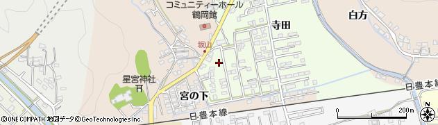 大分県佐伯市鶴望2564周辺の地図