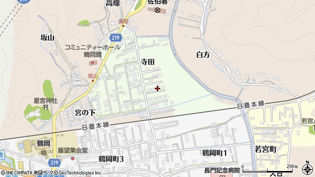 大分県佐伯市鶴望2298周辺の地図
