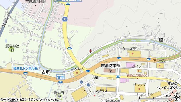 大分県佐伯市鶴望1122周辺の地図
