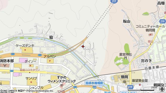 大分県佐伯市鶴望990周辺の地図