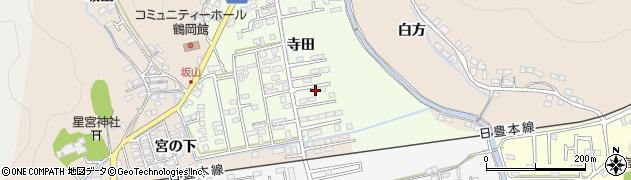 大分県佐伯市鶴望2297周辺の地図