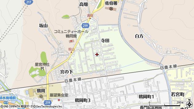 大分県佐伯市鶴望2599周辺の地図