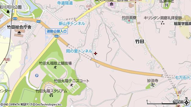 大分県竹田市竹田2263周辺の地図