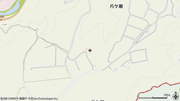大分県竹田市片ケ瀬819周辺の地図
