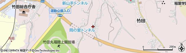 大分県竹田市竹田2260周辺の地図