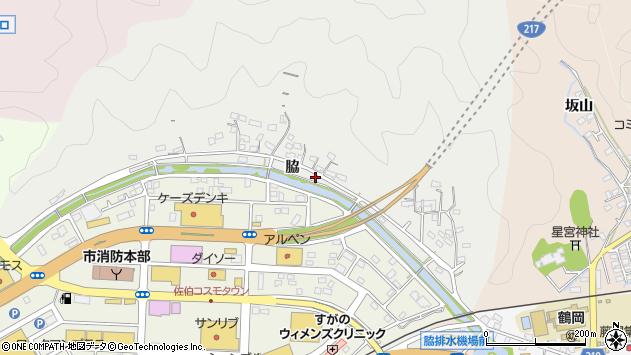 大分県佐伯市鶴望975周辺の地図