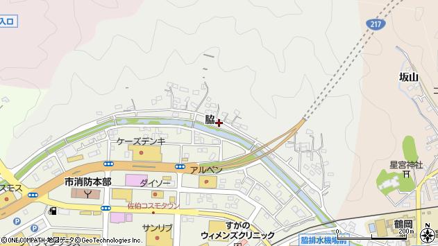 大分県佐伯市鶴望972周辺の地図
