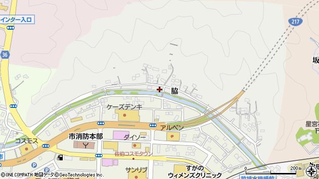 大分県佐伯市鶴望964周辺の地図