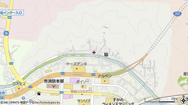 大分県佐伯市鶴望960周辺の地図
