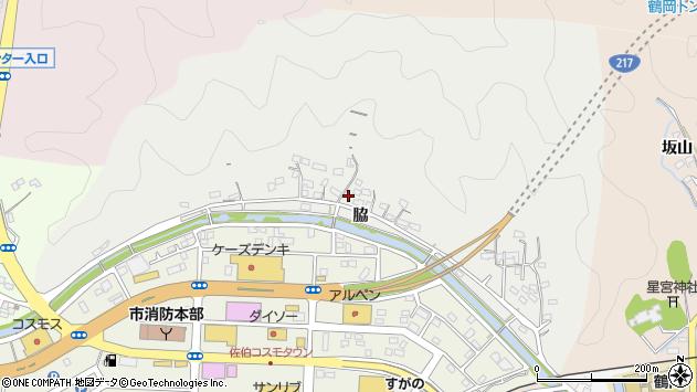 大分県佐伯市鶴望1046周辺の地図