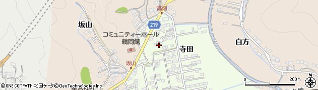 大分県佐伯市鶴望2613周辺の地図