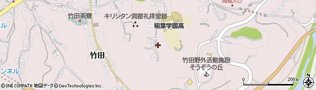 大分県竹田市竹田2517周辺の地図