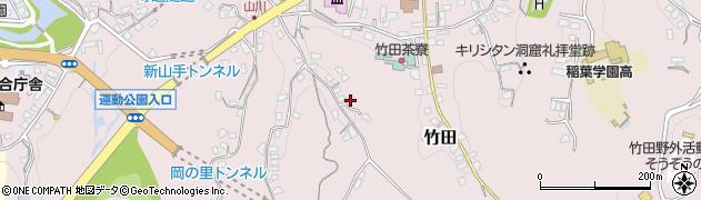 大分県竹田市竹田2401周辺の地図