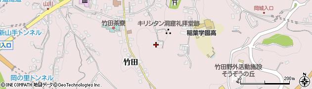 大分県竹田市竹田2046周辺の地図