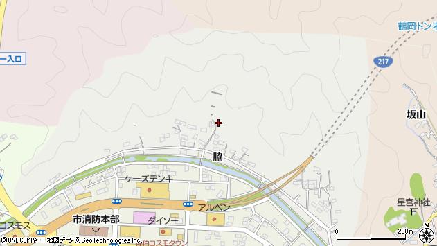 大分県佐伯市鶴望1052周辺の地図