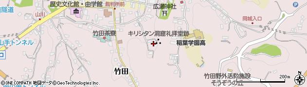大分県竹田市竹田2045周辺の地図