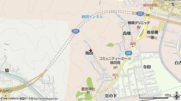 大分県佐伯市鶴望2499周辺の地図