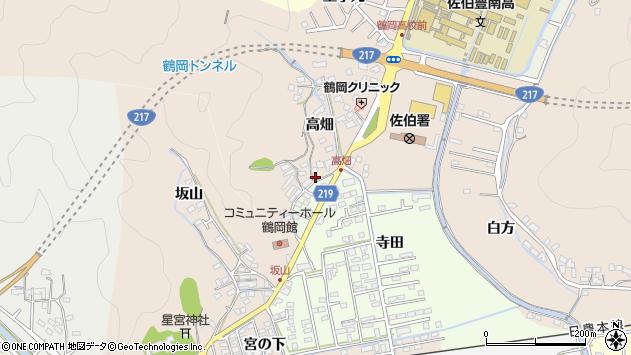 大分県佐伯市鶴望2718周辺の地図