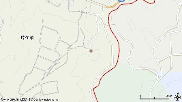 大分県竹田市片ケ瀬2032周辺の地図