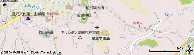 大分県竹田市竹田2507周辺の地図