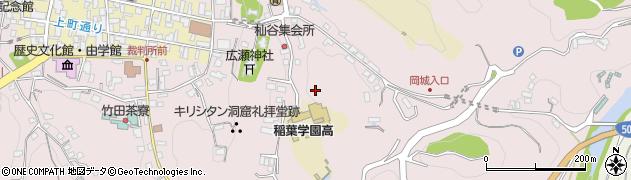 大分県竹田市竹田2551周辺の地図