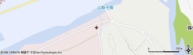 大分県佐伯市弥生大字細田1732周辺の地図