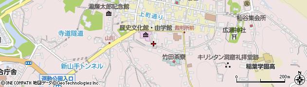 大分県竹田市竹田2081周辺の地図