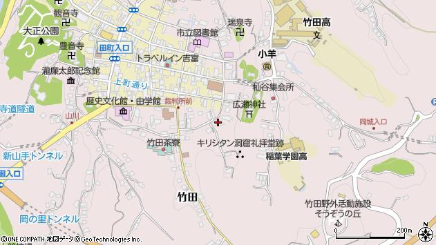 大分県竹田市竹田2030周辺の地図