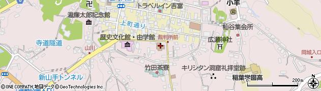 大分県竹田市竹田2065周辺の地図