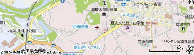 大分県竹田市竹田2146周辺の地図
