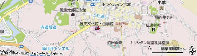 大分県竹田市竹田2074周辺の地図