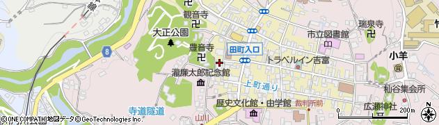 大分県竹田市竹田町478周辺の地図