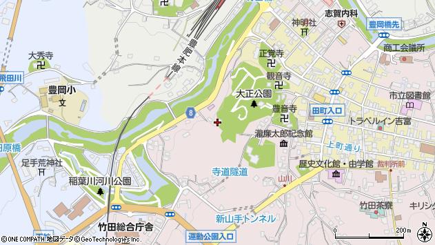 大分県竹田市竹田1739周辺の地図