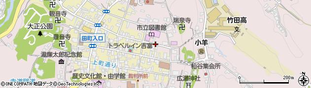 大分県竹田市竹田1978周辺の地図