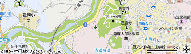大分県竹田市竹田1737周辺の地図