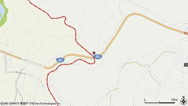 大分県竹田市片ケ瀬2128周辺の地図